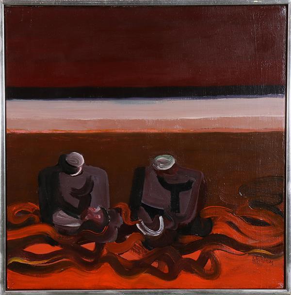 Painting, Richard Haines