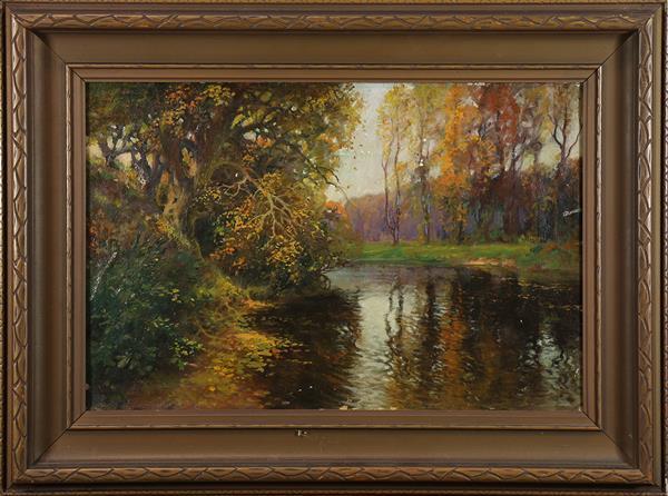 Painting, Hugo Lohr