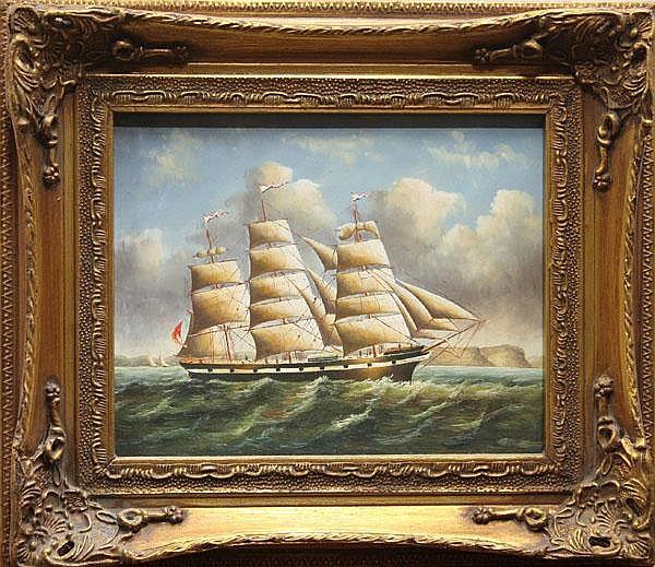 Paintings, Maritime Scenes