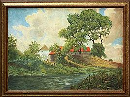 Painting, Kathryne Travis