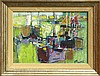 Paintings, American School, 20th century, Andre Bourrier, Click for value