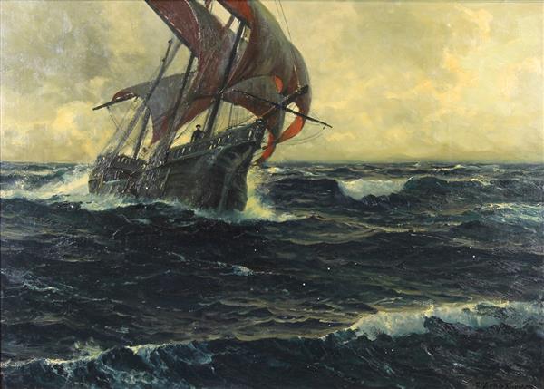 Painting, Michael Zeno Diemer