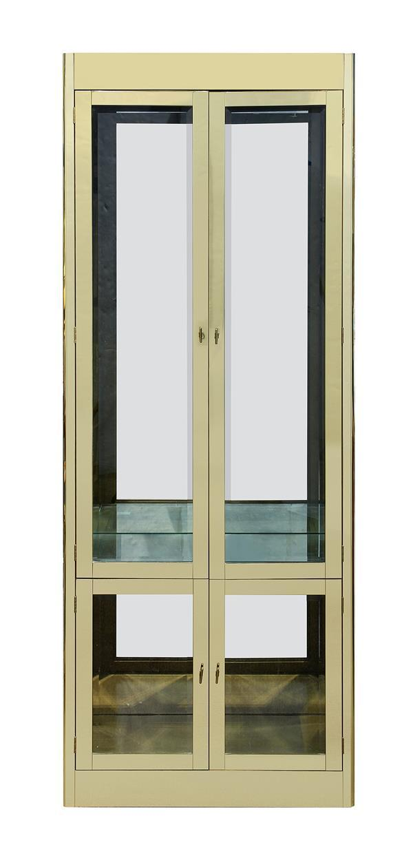 Mastercraft illuminated vitrine