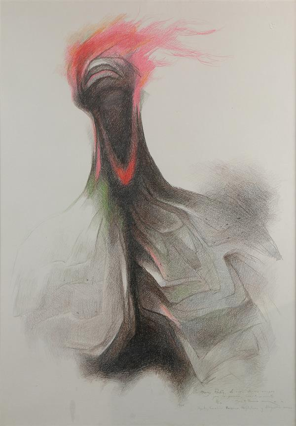 Work on Paper, Guillermo Meza