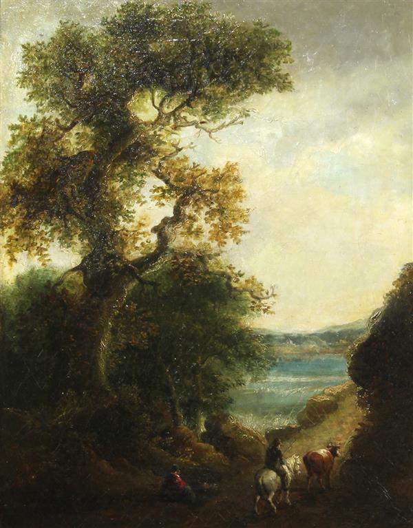 Paintng, Thomas Barker of Bath