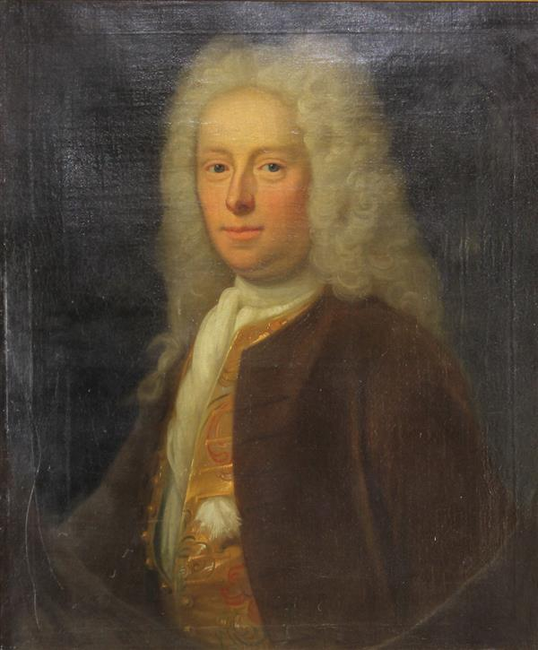 Painting, Portrait of a Gentleman