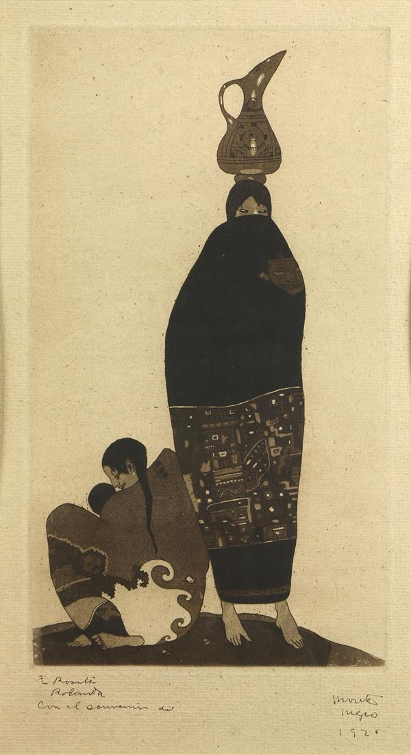 Print, Roberto Montenegro