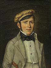 Painting, Martin Drolling, Portrait of a Gentleman