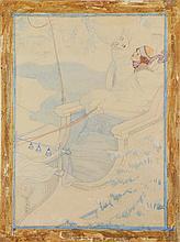 Watercolor, Ben Kutcher
