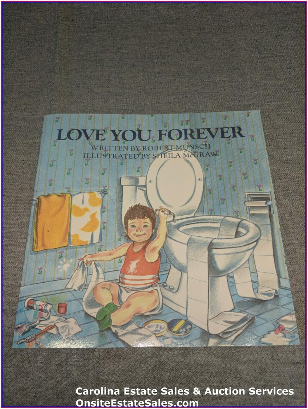 Love You Forever - Fire Fly Book