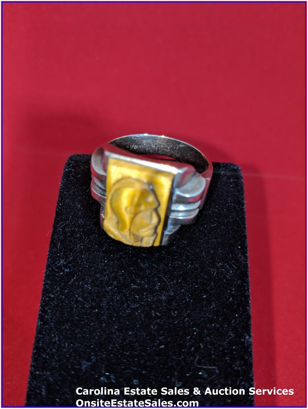 10K Gold Ring 7 Grams