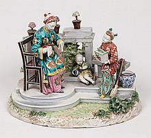 PORCELAIN TABLE MODEL