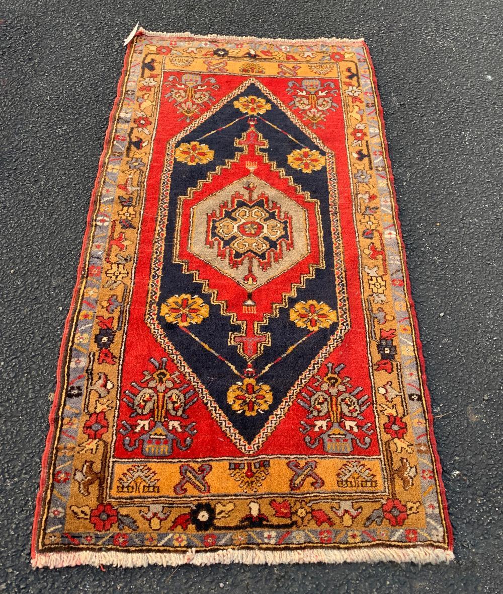 Oriental Rug 3 X 5 10 Anatolian
