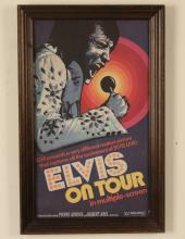 Lot 356: 4 ELVIS PRESLEY MOVIE POSTERS