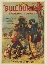Lot 361: BULL DURHAM SMOKING TOBACCO