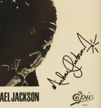 Lot 394: MICHAEL JACKSON