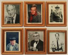 Lot 384: SIGNED BY LEGENDARY ACTORS