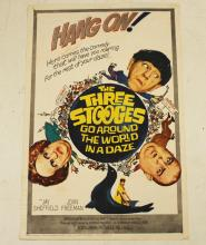 Lot 387: THE THREE STOOGES