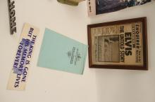 Lot 404: ELVIS PRESLEY MEMORIAL COLLECTION