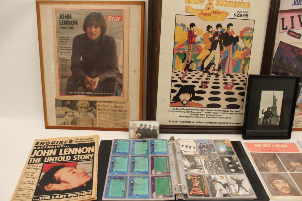 Lot 407: THE BEATLES COLLECTION