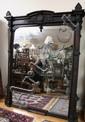 19th c. American Pier Mirror