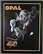 Opal Cigar Poster