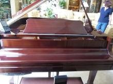 YAMAHA GRAND PLAYER PIANO-POLISHED MAHOGANY W/ IDC AND DISKLAVIER IV