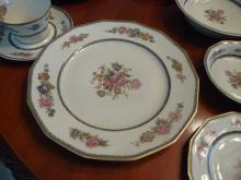 LIMOGES IVORY CHINA 92 PIECE DINNERWARE SET