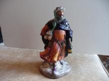 ROYAL DOULTON -GOOD KING WENCELAS FIGURINE