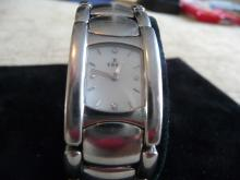 EBEL BELUGA DIAMOND BRACELET WATCH
