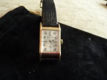 LONGINES DIAMOND 14K WATCH