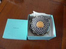 TIFFANY & CO MANDARIN ORIENTAL TRINKET DISH/ IN BOX