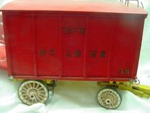 Kole Circus Wagon Handmade