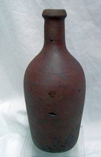 East Tenn. 19th Cent. Pottery Bottle