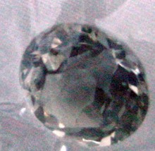 8.62 Ct. Clear Sapphire Loose Stone