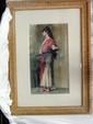 Francis Humphrey Woolrych 1888 Gypsy Painting