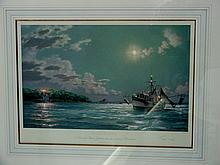 Haig Point by John Stobart 1999 AP