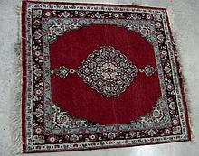 Murat Wool Oriental Hand-woven Rug