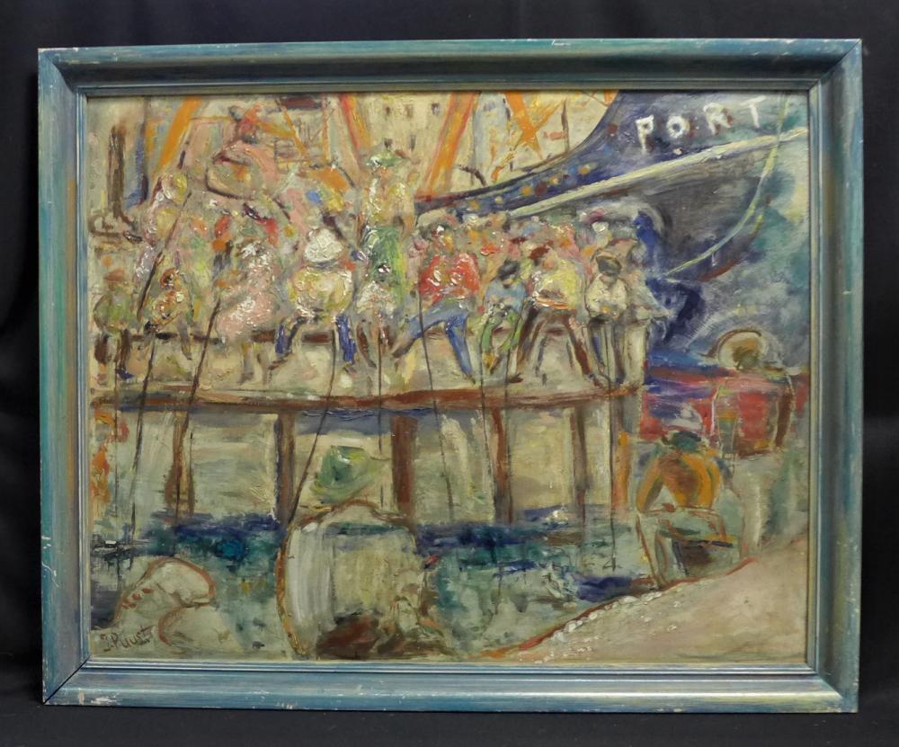 Juta Puust Artwork For Sale At Online Auction Juta Puust Biography Info