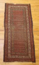 Antique Oriental Runner Rug