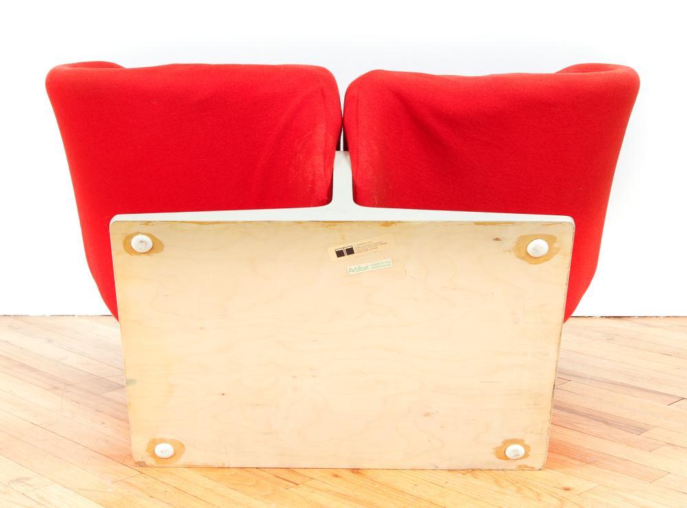 Pierre Paulin Artifort Ribbon Chair