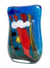 Ada Loumani Art Glass Vase