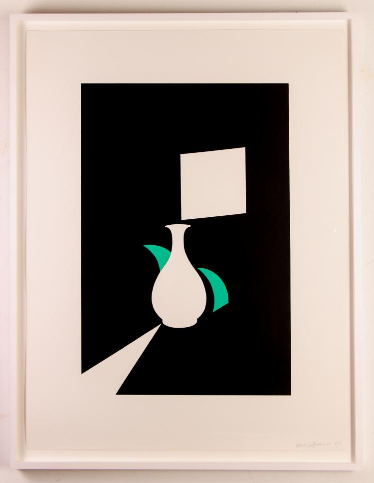 Patrick Caulfield 1990