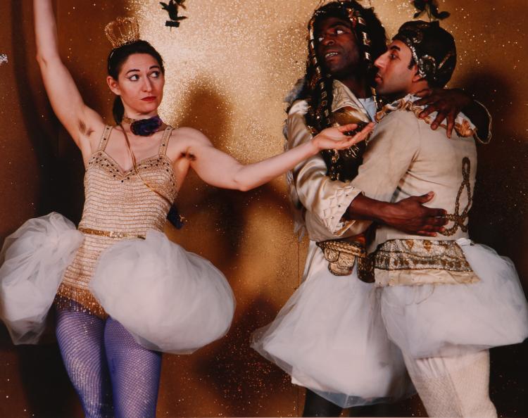 Tina Barney 2001