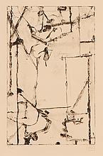 Richard Diebenkorn original lithograph