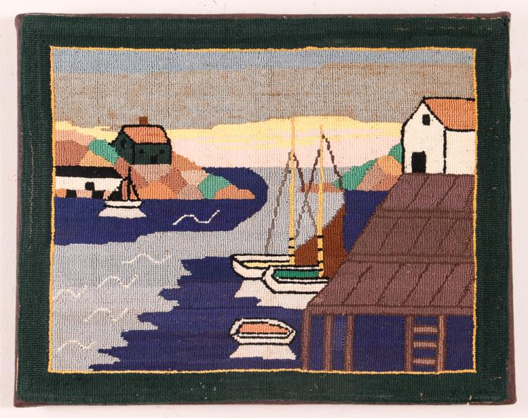 Grenfell Labrador Industries embroidery