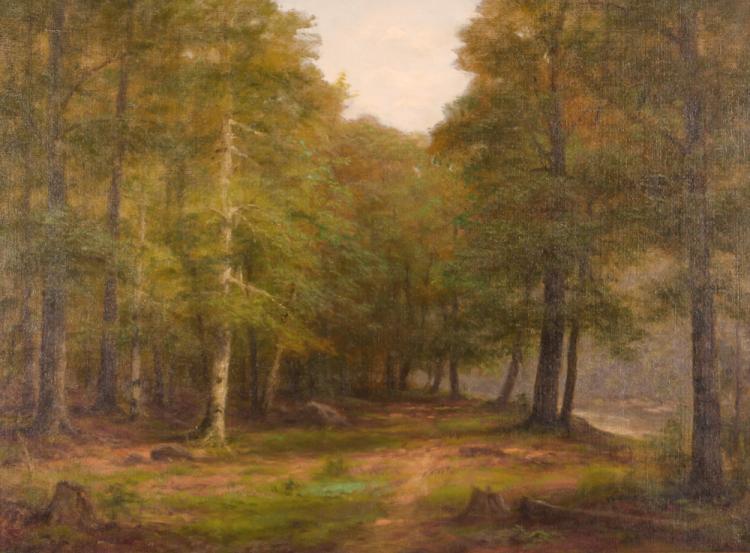 George Hetzel 1897 ptg.