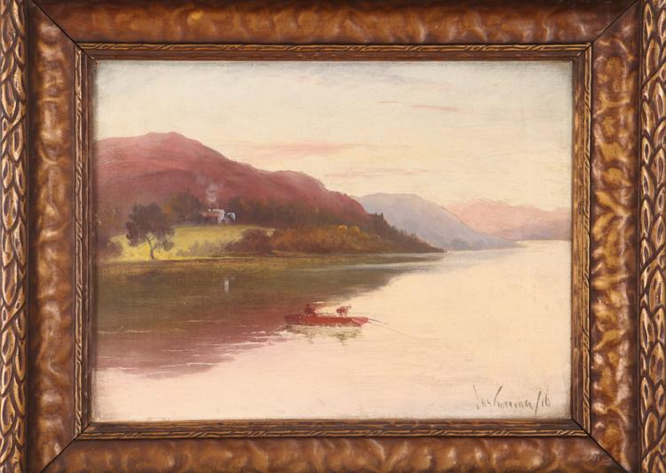 James Topping Landscape