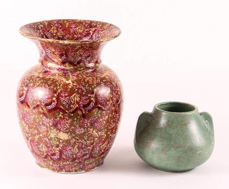 Two Antique Vases including Etruria