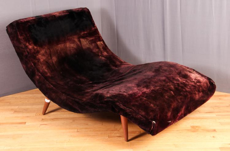 Pearsall for Craft Wave Chaise Lounge Chair